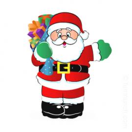 Santa Comes to Woodbury – December 14th!