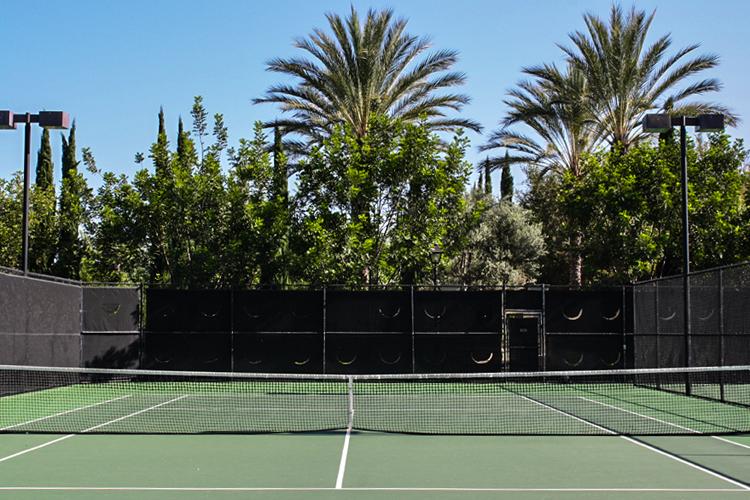 Woodbury Tennis Court