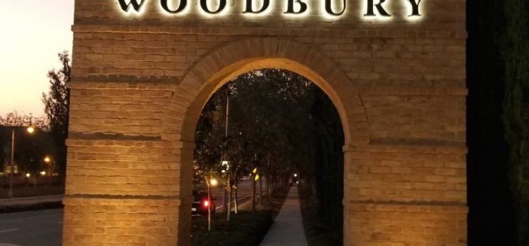 Updated Woodbury Monuments!