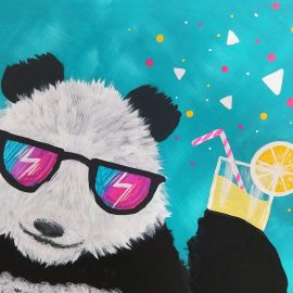SOLD OUT! KID'S PAINT NIGHT | NOVEMBER 10 FROM 4 PM TO 5:30 PM