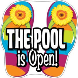 COMMUNITY POOLS  ARE OPEN – MAKE YOUR RESERVATIONS NOW!